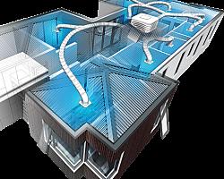 Valor de resfriamento de telhado