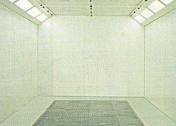Exaustor industrial para cabine de pintura