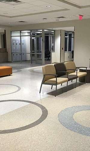 Climatização hospitalar