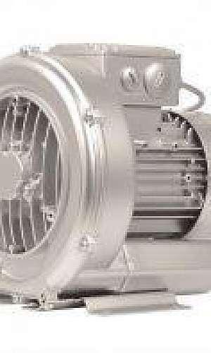 Compressor radial monofásico