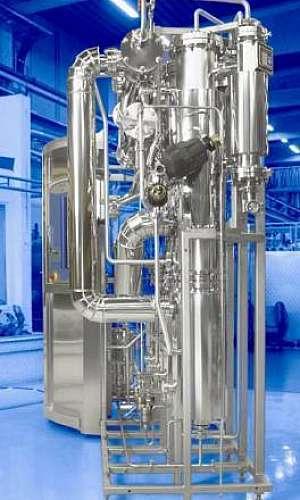 Destilador industrial