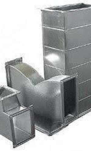 Dutos de ventilação industrial