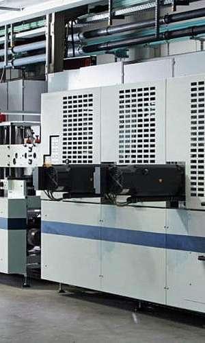 Empresa de conserto de impressora offset