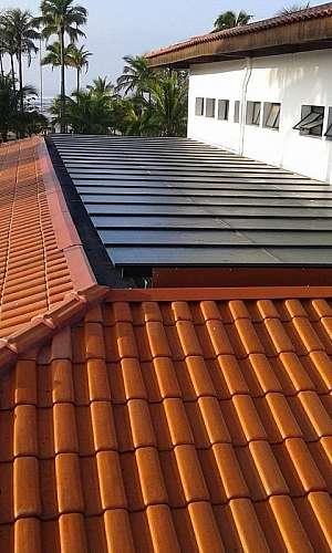 Empresa de reforma de telhados