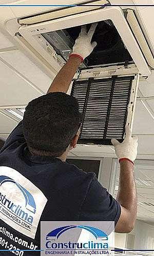 Empresa de Refrigeração e Climatização