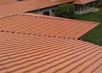 Empresa de irrigação de telhado empresarial