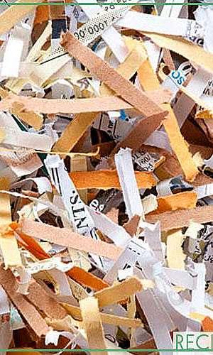 Empresa destruição de papel