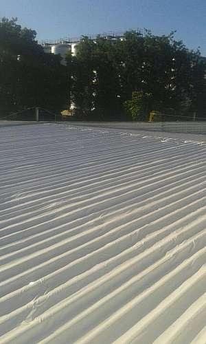 Empresas de manutenção de telhado