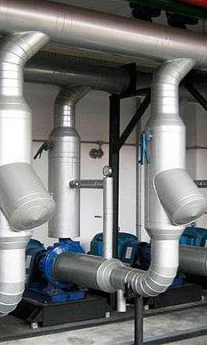 Empresas de refrigeração e climatização
