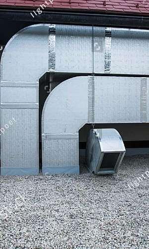 Empresas de ventilação e exaustão