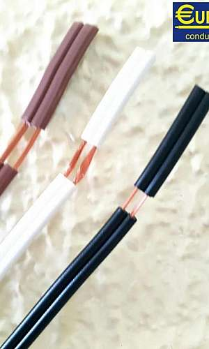 Fornecedor de cabo paralelo para industria de plug