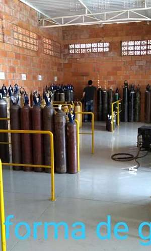 Gases industriais SP