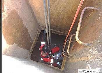 Exaustor insuflador para espaço confinado