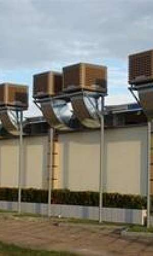 Instalação de climatização e refrigeração
