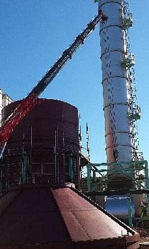Instalação de exaustor industrial em bh