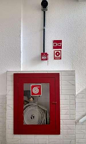 Instalação de sistema de hidrantes
