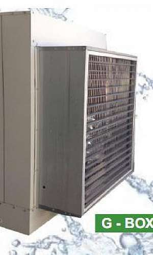 Instalações comerciais de climatização