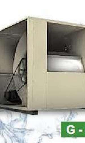 Instalações industriais de climatização