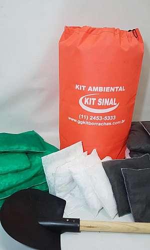Kit de proteção ambiental