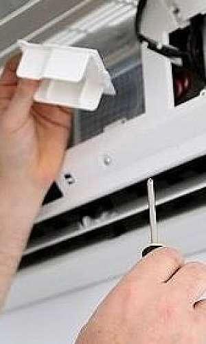 Manutenção de climatização