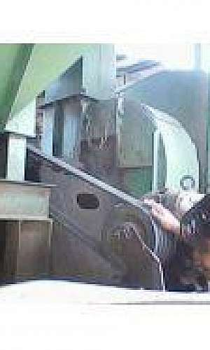 Manutenção de exaustores industriais
