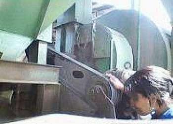 Manutenção de exaustor de cozinha industrial