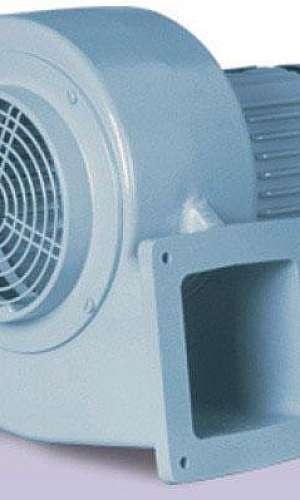 Manutenção de ventiladores industriais