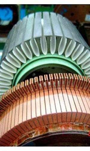 Manutenção preventiva motores CC