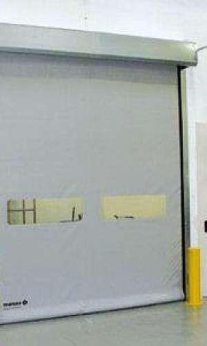 Portas automáticas industriais