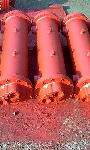 Resfriadores de água industrial