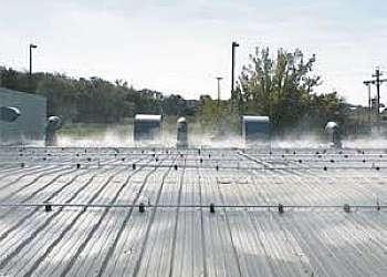Resfriamento de telhado
