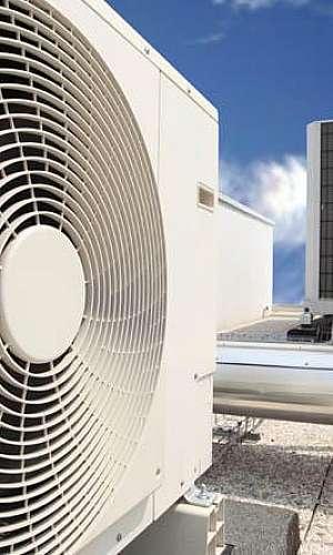 Sistema de ventilação e exaustão industrial