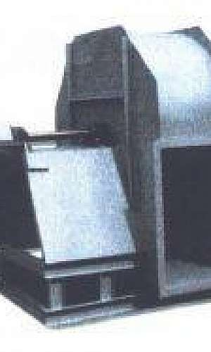Sistema de ventilação e exaustão