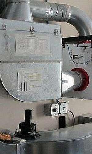Sistemas de filtragem de ar