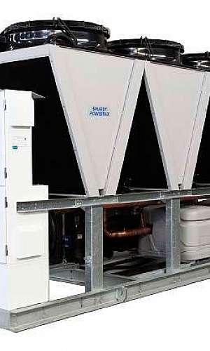 Unidade de resfriamento de água
