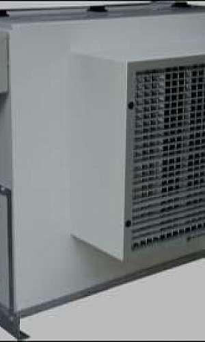 ventilador umidificador industrial
