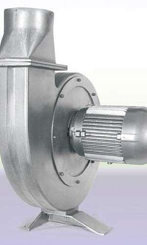 Ventiladores para máquinas industriais